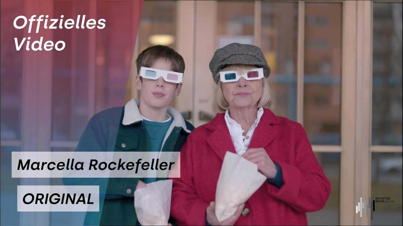Marcella Rockefeller - Original (Offizielles Video)