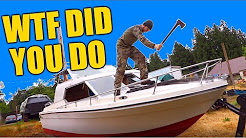 Why I Bought A Yacht And DESTROYED It