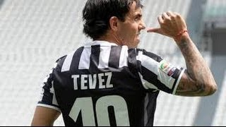 Carlos Tevez - All Goals - Juventus - 2013/14 - HD