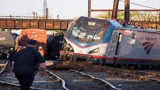 Engineer Kept Accelerating Amtrak Train Before It Derailed