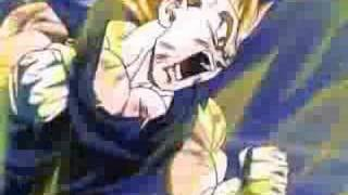 Vegeta-Time of dying