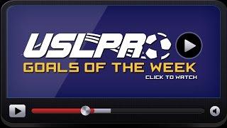 USL PRO Goals of the Week -- Week 23
