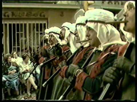 Moros y cristianos Alcoy 1987 VII (español España)