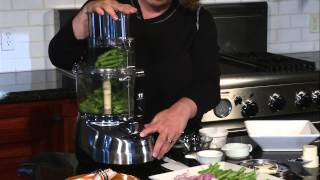 cuisinart prep 11 plus food processor dlc 2011chb demo video