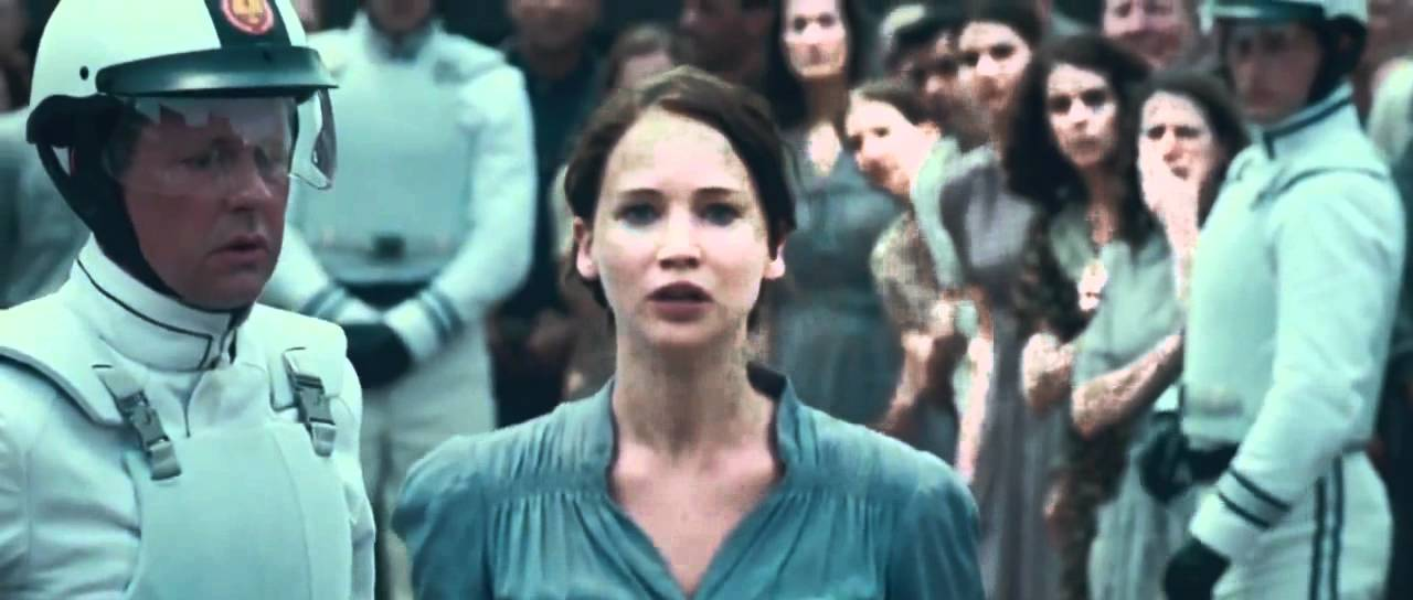 the hunger games movie essay In the hunger games movie, like in so many of these popular book adaptations,  everything instead feels hurried and rushed and unfortunately.
