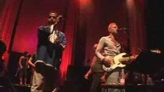Sting and Cheb Mami - Desert Rose - LIVE