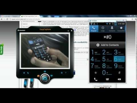 Samsung Galaxy S2 Skyrocket Unlock (HD)