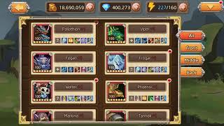 Heroes Legend : Dot Arena Return (All Max Heroes) screenshot 4