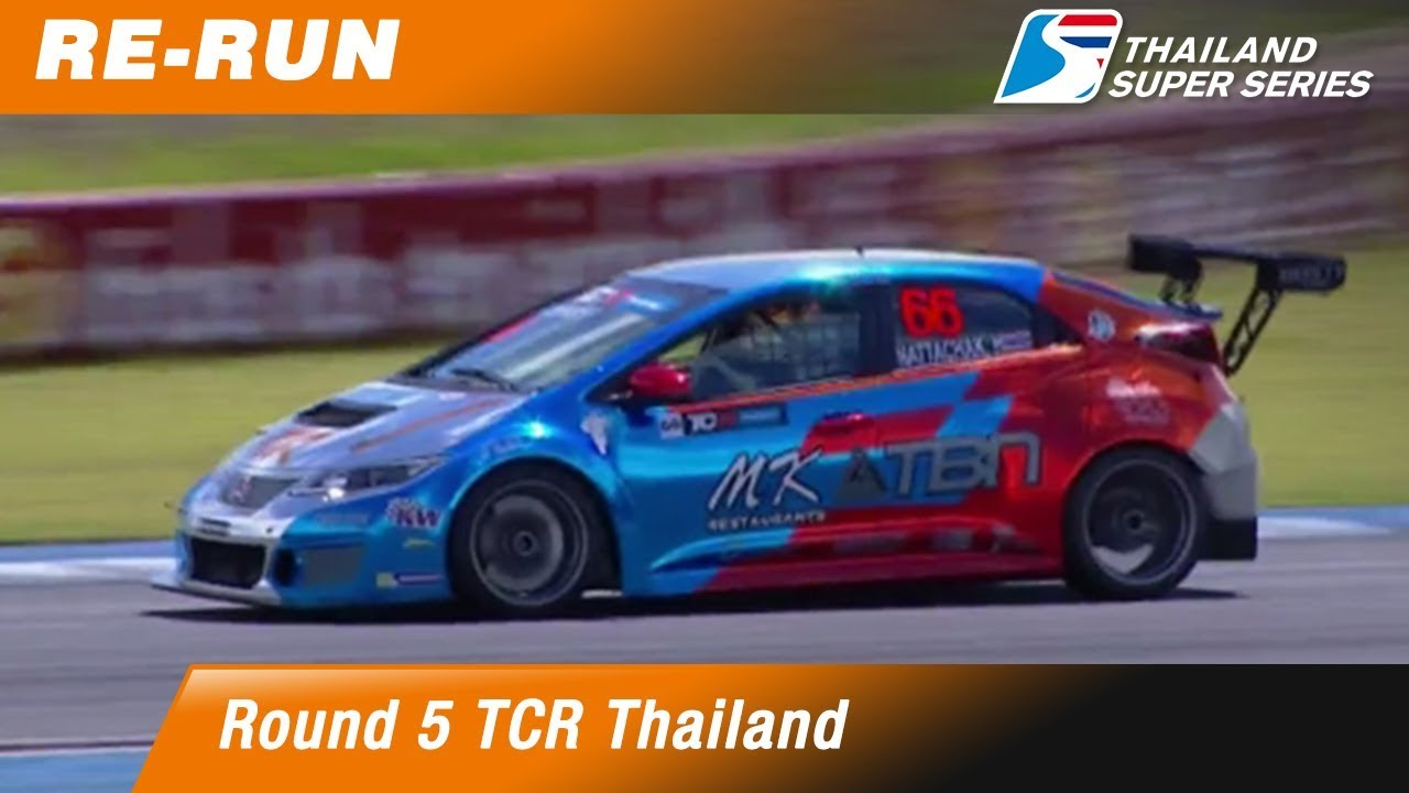 TCR Thailand : Round 5 @Chang International Circuit