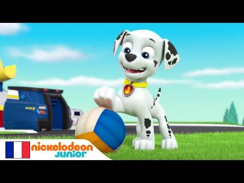 paw-patrol-:-la-pat'-patrouille-|-le-match-de-volley-|-nickelodeon-junior