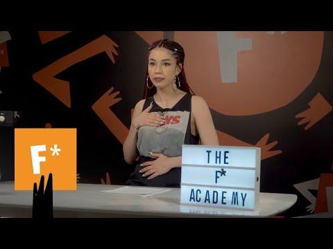 Μάθημα Φωνητικής part 1 με την Natasha Kay! | The F*Academy