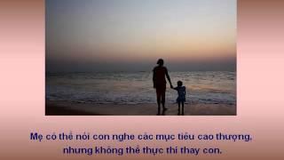 Những lời Mẹ dạy