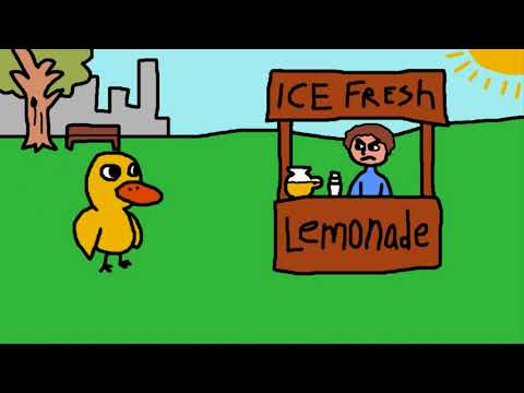 The Duck Song - Remix do you know the way?
