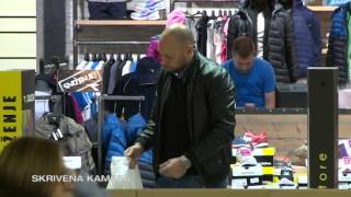 Milan Dincic Dinca - Skrivena Kamera - FS - (TV Prva 25.02.2015.)