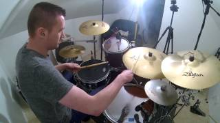 Foo Fighters - Congregation (Drum Cover)