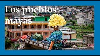 Guatemala dia 3: Los pueblos mayas