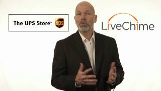 LiveChime Now Available Through The UPS Store