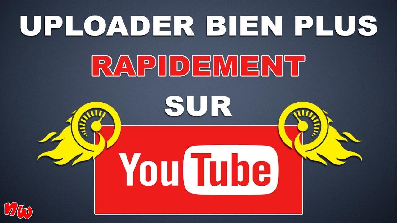 [Tuto] Uploader ses vidéos beaucoup plus vite sur Youtube + Top config Handbrake !