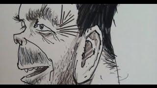 Four Animators Draw pt.1