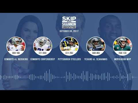 UNDISPUTED Audio Podcast (10.30.17) with Skip Bayless, Shannon Sharpe, Joy Taylor | UNDISPUTED