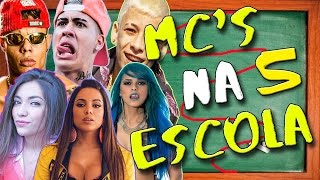 MC'S NA ESCOLA 5 (Mc Lan,Mc Kevinho,Mc Zaac,Dani Russo,Anitta,Tati Zaqui...)