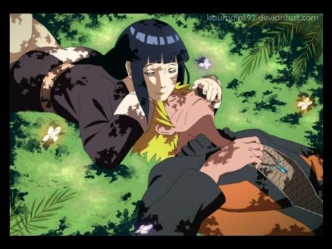 6 Alasan Kenapa Naruto dan Hinata 100% Cocok Berjodoh