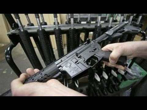 Gun checks spike in June