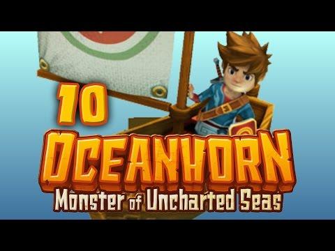 Oceanhorn 10 - Old Fortress