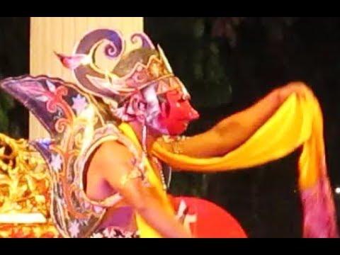 Wayang Orang TOPENG PANJI Budaya - Javanese MASK DANCE - Tepus Gunung Kidul [HD]