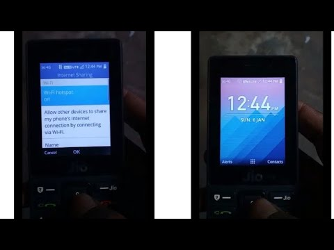 Download jio phone mein KK Store,, jio phone mein new update// jio phone hotspot//jio phone Android use......