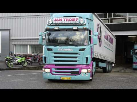 Scania Financial Services, customer testimonial film – Insurance