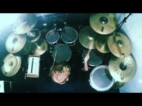 RAMMSTEIN - Kuss Mich - Drumcover