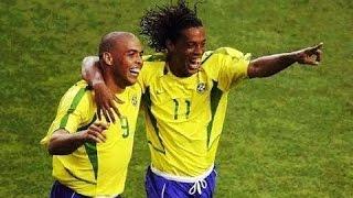 Brazil Legends ● Craziest Football Skills