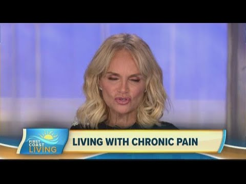 Actress Kristin Chenoweth Says Her Chronic Pain Sometimes ...
