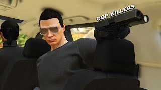 LONG PURSUIT FOR COP KILLERS | GTA 5 ROLEPLAY