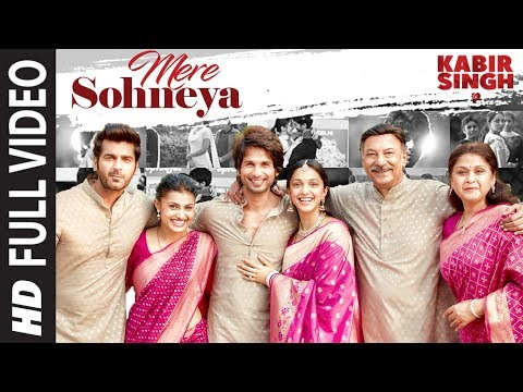 Download Lagu  Full Song: Mere Sohneya | Kabir Singh | Shahid K, Kiara A, Sandeep V | Sachet - Parampara | Irshad K Mp3 Free