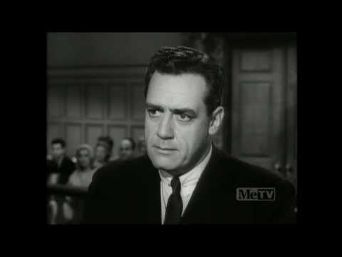 Perry Mason  Overly? dramatic ending is unintentionally funny