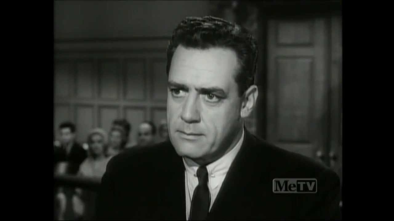 Perry Mason - (Overly?) dramatic ending is unintentionally funny