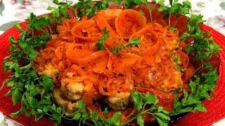 Как вкусно пожарить рыбу с луком и морковкой. РЕЦЕПТ