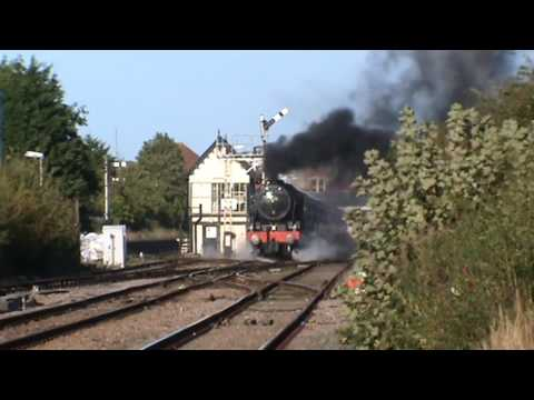 steam train skegness