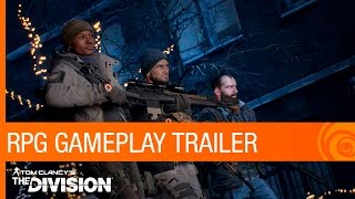 Tom Clancy's The Division Trailer - RPG Gameplay [US]