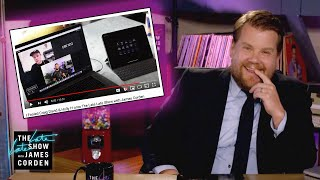Can James Corden Be Replaced by a James Corden Soundboard?