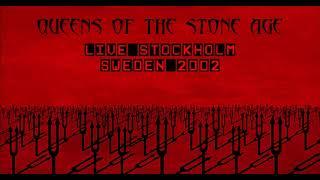 QotSA - Live Stockholm, Sweden 2002 (Audio)