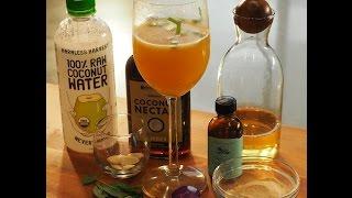 Thursday Mocktails Series - Tropical Delight