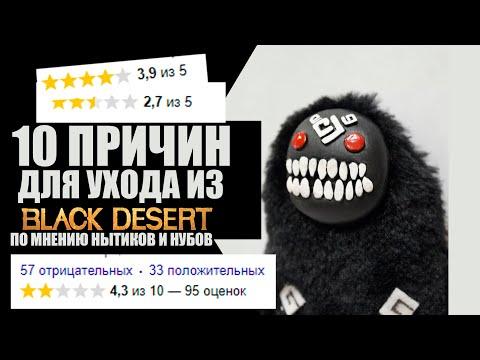 Нытики испортили рейтинги у  MMORPG Black Desert Online