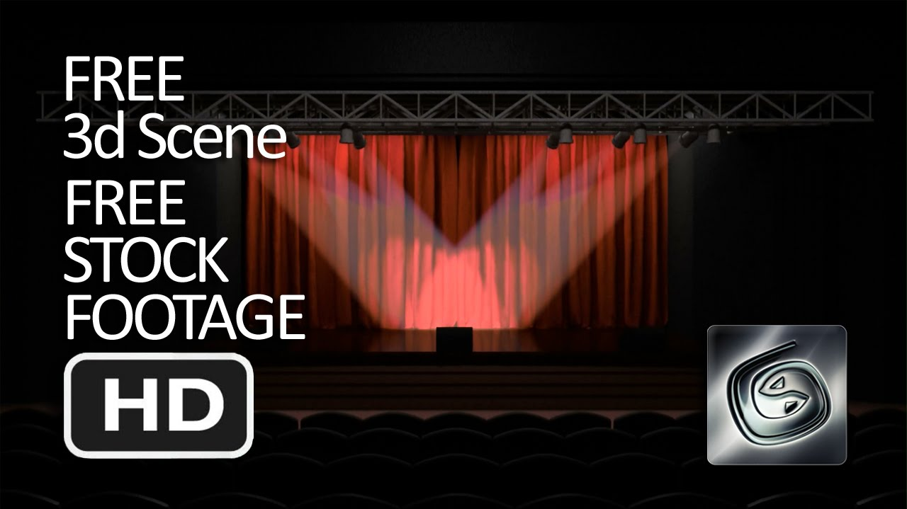 Opening and closing red curtain stock animation royalty free stock - Opening And Closing Red Curtain Stock Animation Royalty Free Stock 56