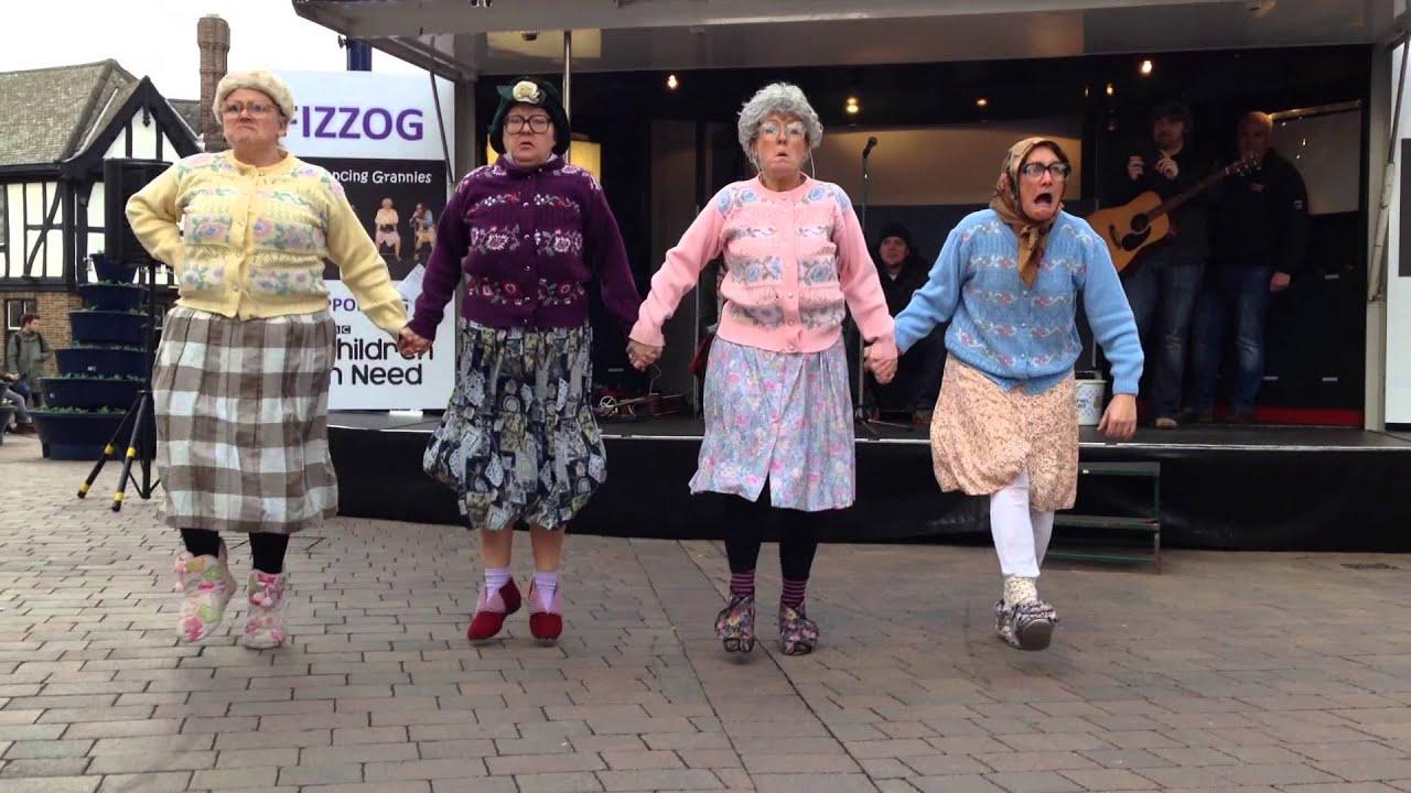 Dancing Granny Video 62