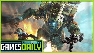 Titanfall Apex Legends Is Out Now! - Kinda Funny Games Daily 02.04.19