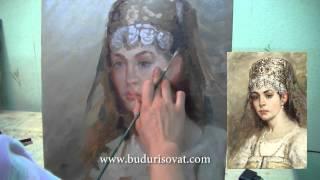 видео Портрет в живописи. Виды портрета