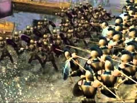 Greeks: Athens and Sparta